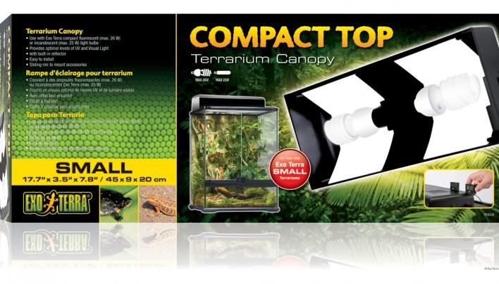 Exo Terra Compact Top Terrarienabdeckung
